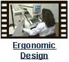 CS-400E Ergonomic Design